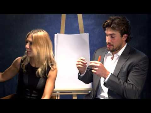 Video: Draw That: Faulk shows off his art skills