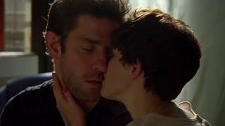 Nonton John Krasinski and Olivia Thirlby | First kiss | Nobody Walks 2012 Film Subtitle Indonesia Streaming Movie Download