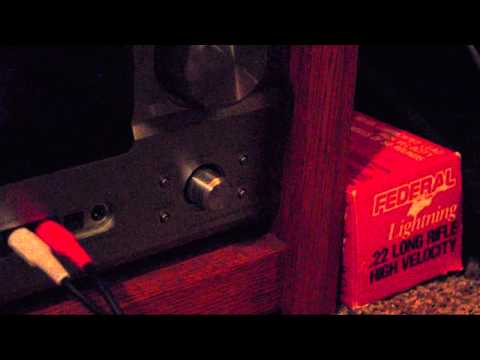 DIY Home Theater Subwoofer Test – PSW1000 off Bash 300w