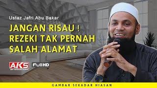 Video Jangan Risau ! Rezeki Tak Pernah Salah Alamat | Ustaz Mohd Shaffi MP3, 3GP, MP4, WEBM, AVI, FLV November 2018