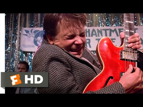 Michael J Fox - Back To The Future