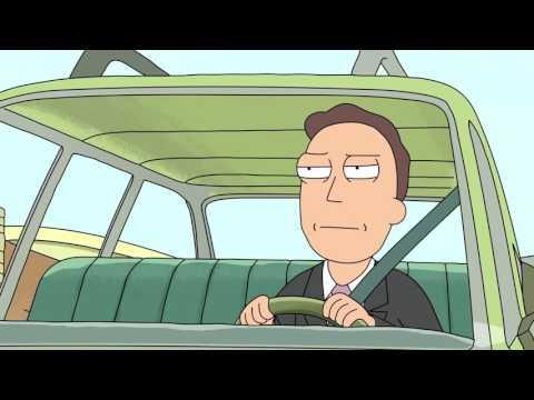 Rick and Morty - Human music