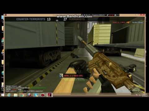 Counter Strike 1.8 Numai codati+purtam numele lu zZaNdrei