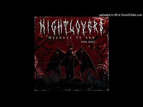 Moonkey Ft, C.R.O - Nightlovers