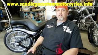 7. S&S motorcycle engine compared
