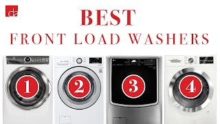 Best Front Load Washer/Dryer Sets - Top 4 Picks of 2019 [REVIEW]