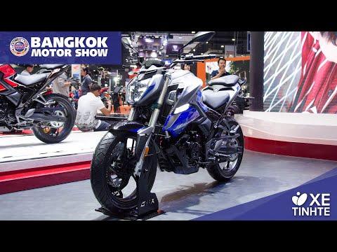 Chi tiết GPX Razer 220 - Có đèn LED thân xe, giá 52 triệu ở Thái | Xe.tinhte.vn - Thời lượng: 5:45.