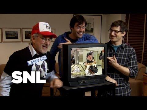 SNL Digital Short: Laser Cats 7 - Saturday Night Live