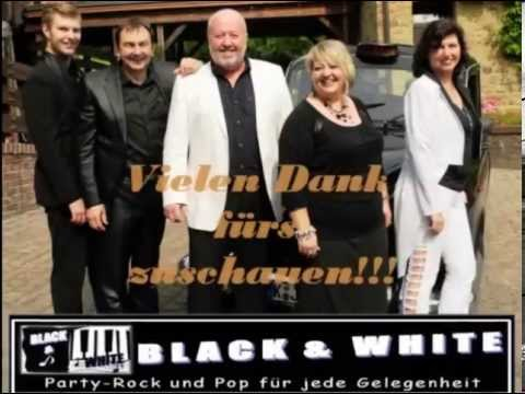Top-40-Coverband BLACK & WHITE - Party-Gala-Event -