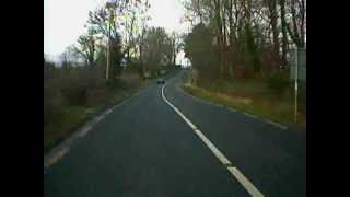 Car drive from Thomastown Co. Kilkenny to Gowran co. Kilkenny, Republic of Ireland....http://www.vidireland.com
