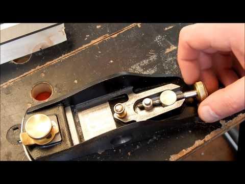 Обзор торцовочного рубанка Stanley Premium №60 1/2 Sweetheart™ (видео)
