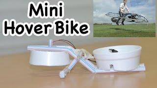 Make a Mini HoverBike,  Colin Furze style - Fun