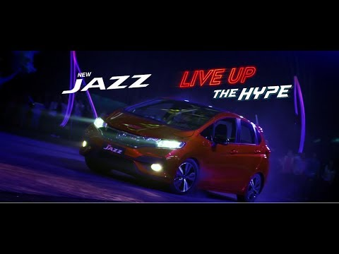 Honda Jazz TVC