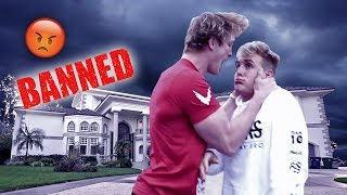 Video After THIS, I HAD to Ban Logan from The Team 10 Mansion.. MP3, 3GP, MP4, WEBM, AVI, FLV Juni 2018
