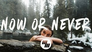 Video Halsey - Now Or Never (Lyrics / Lyric Video) R3hab Remix download in MP3, 3GP, MP4, WEBM, AVI, FLV January 2017