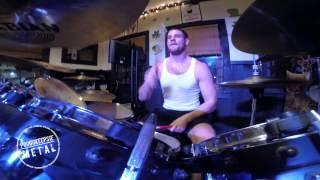 REAPER'Tye Keesler' (Drum-Cam) The Pickwick Pub (03/07/15)