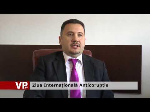 Ziua Internaţională Anticorupție
