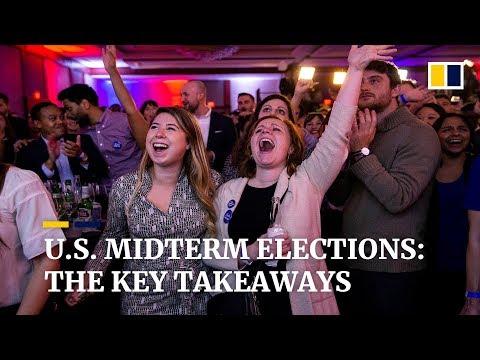 US midterm elections 2018: the key takeaways