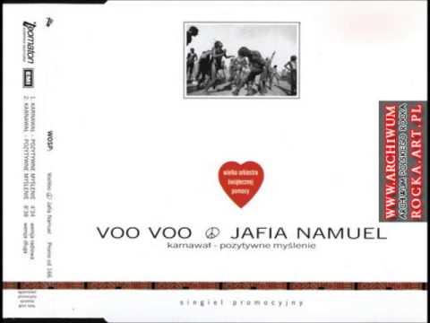Tekst piosenki Voo Voo - Karnawał - pozytywne myślenie  ft. Jafia Namuel po polsku
