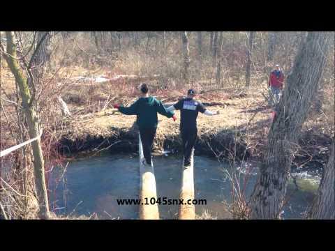 Internio's Creek To Peak Challenge Video