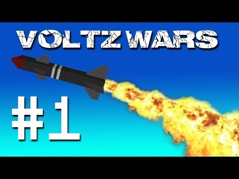Minecraft Voltz Wars - The Secret Symbol! #1 (Season 4)
