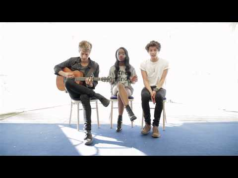 The Vamps - Valerie (Amy Winehouse cover)  feat. A*M*E lyrics
