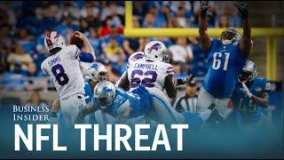 Video Sports agents reveal the biggest threat to an NFL player's financial success MP3, 3GP, MP4, WEBM, AVI, FLV Juni 2018
