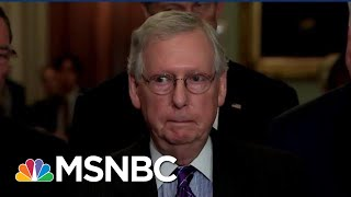 The Secret Explaining Mitch McConnell's Endless Enabling Of Trump | The Beat With Ari Melber | MSNBC