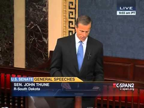 John Thune: Obama's Response to VA Scandal 'National Embarrassment'