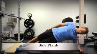 Exercise Index: Side Plank