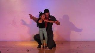 Comadreja Salsa Congress 2013 ~ Agostina Trejo&Daniel Sánchez (bachata)