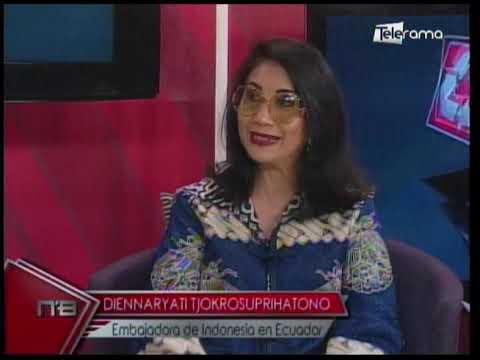 Indonesia busca fortalecer relaciones comerciales con Ecuador