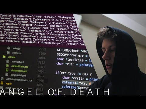 Hardest Computer Science Course Explained | Angel Of Death UoG