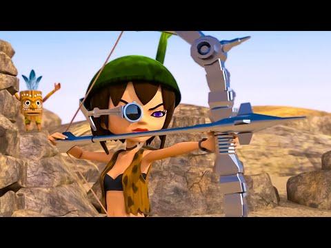 Oko Lele - Episode 30: Archery - CGI animated short