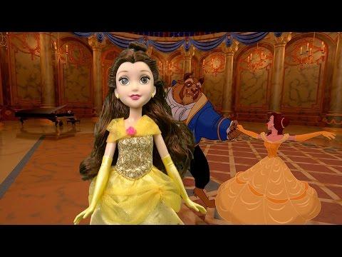 Disney Princess Royal Shimmer Belle from Hasbro