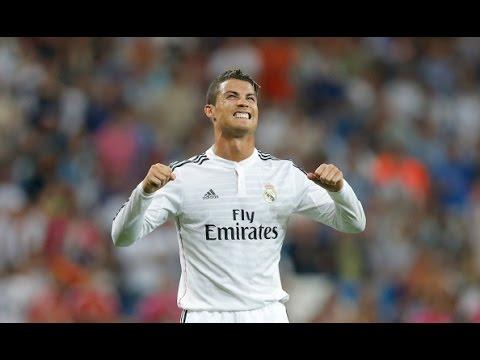 Ronaldo Scores 35 Yard Strike [Real Madrid 2-0 Cordoba]