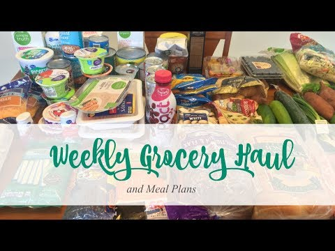 Diet plans - Weight Watchers Freestyle Grocery Haul & Meal Plans  Fred Meyer