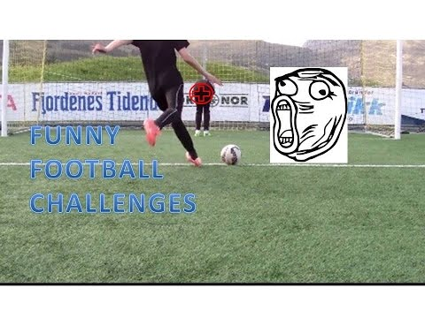 500 Subscribers Special | FUNNY FOOTBALL CHALLENGES | PUNISHMENT (видео)