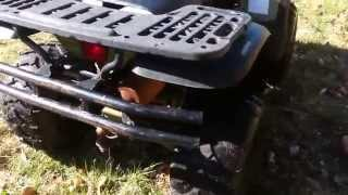 5. 1999 Polaris Sportsman 500 4wheeler