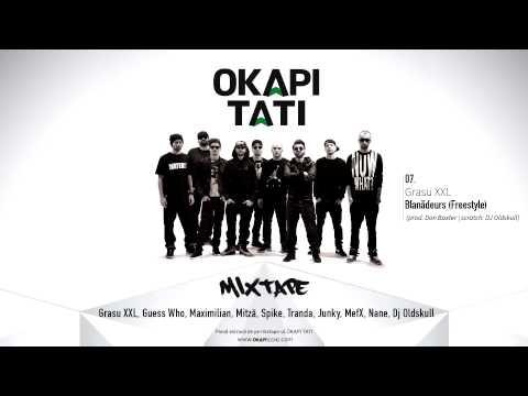 """freestyle - Piesă extrasă de pe mixtape-ul """"OkapiTati"""", material ce poate fi descărcat gratuit de pe site-ul Okapi Sound: http://okapisound.com/ Text: Grasu XXL Muzică: Don Baxter Scratch: DJ..."""