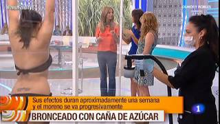 Nails & Co La Mañana de TVE 2015