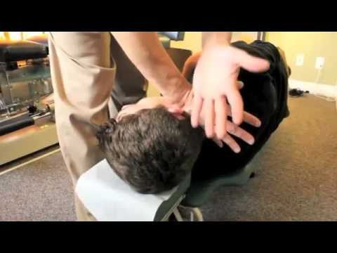 Stittsville Chiropractor-NUCCA