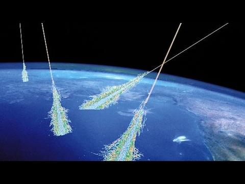 Cosmic rays' impact on phones