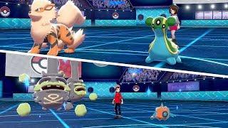 UK: Prepare for battle in Pokémon Sword and Pokémon Shield! ⚔️🛡️ by The Official Pokémon Channel