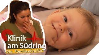 Baby ist weg! Ist Mira aus dem Bett gefallen? | Die Familienhelfer | SAT.1