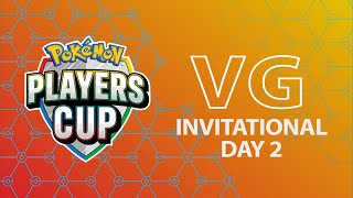 Pokémon Players Cup - VG Invitational Day 2 by The Official Pokémon Channel