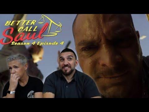 Better Call Saul Season 4 Episode 4 'Talk' REACTION!!