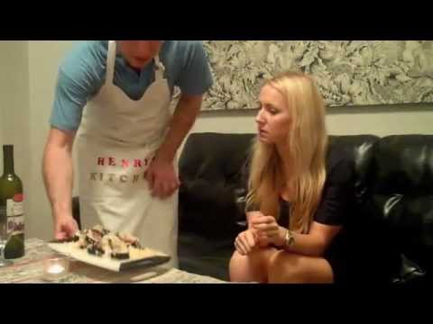 Henry's Kitchen:  Romantic Sushi For A Date
