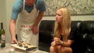 Henry's Kitchen 5 - How to Make Henry's Sushi for a Date