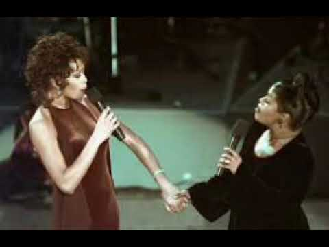 RARE Whitney Houston - Count On Me Feat.Cece Winans Live In Tokyo,Japan 5.14.1997